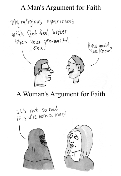 an argument for faith Rebooted